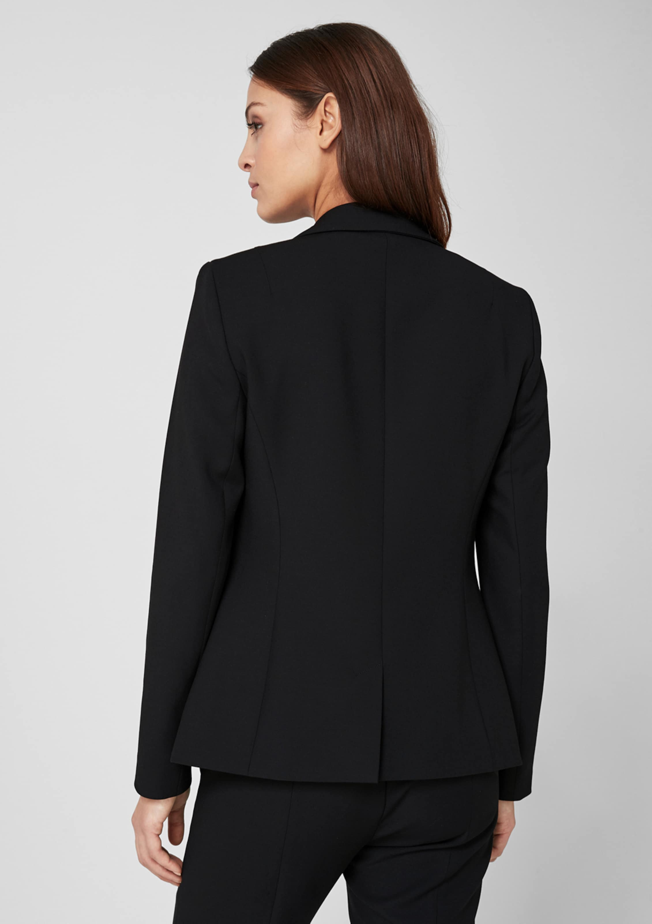 S Black oliver Schwarz In Label Businessblazer sQtdohrBCx