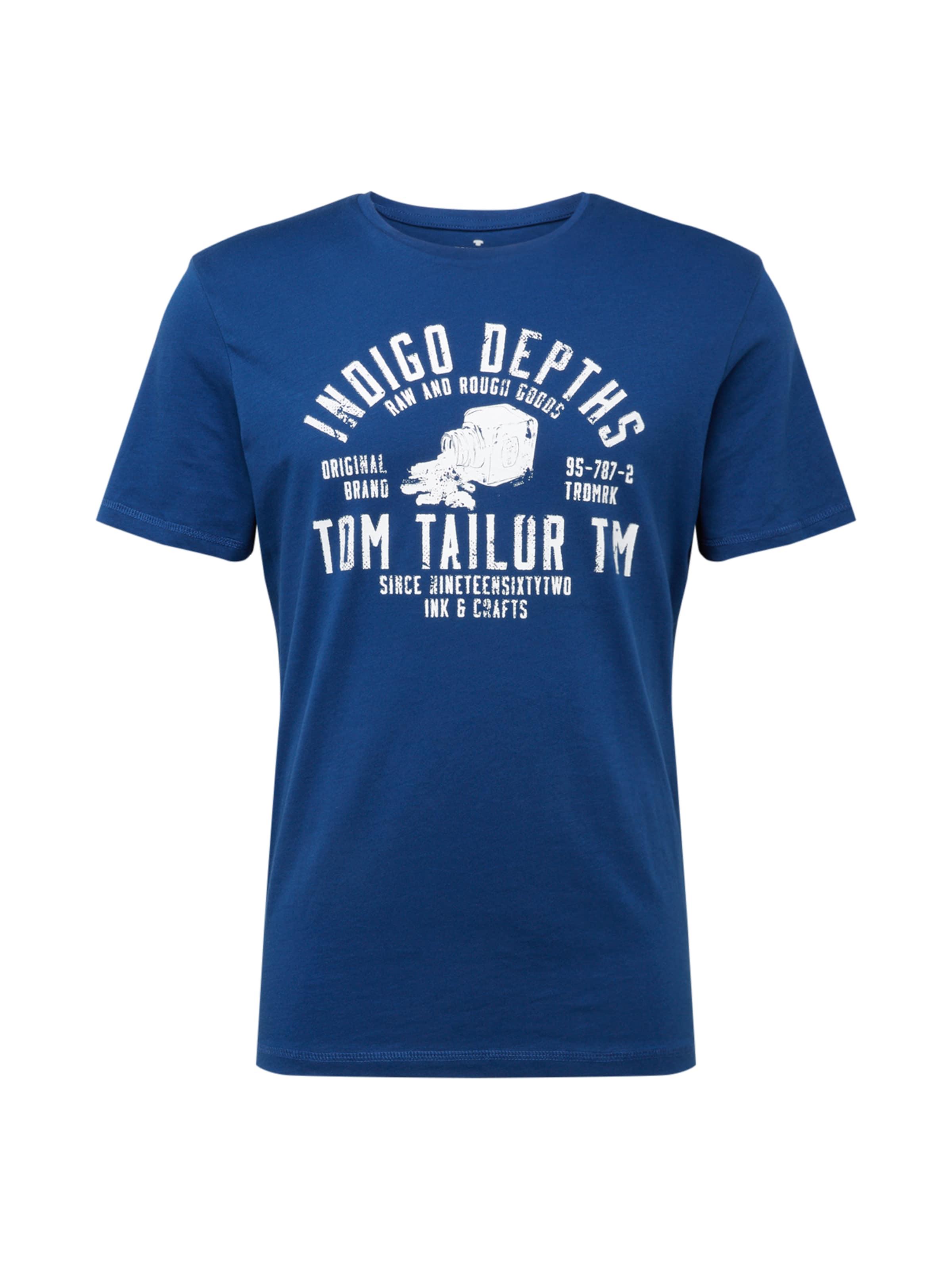 Tom Shirt Tom DunkelblauWeiß In Tailor In DunkelblauWeiß Tom Shirt Tailor vONnwm80
