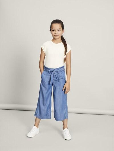 NAME IT Jeans 'Randy Takaren' in blue denim: Frontalansicht