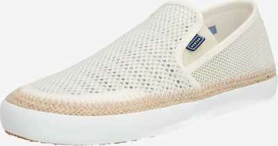 SCOTCH & SODA Slip On 'Izomi' in beige / weiß, Produktansicht