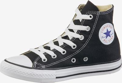 CONVERSE Trampki 'Allstar Hi Black' w kolorze czarny / białym, Podgląd produktu