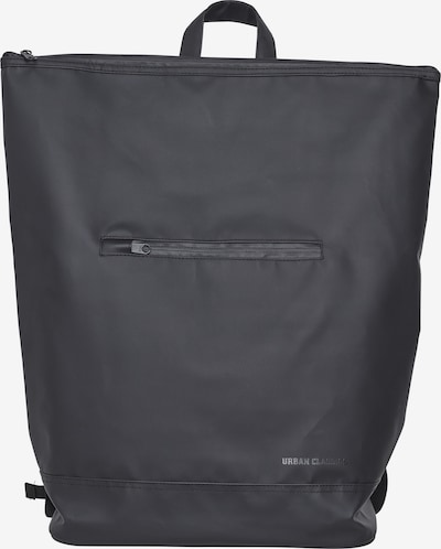 Urban Classics Backpack in schwarzmeliert, Produktansicht