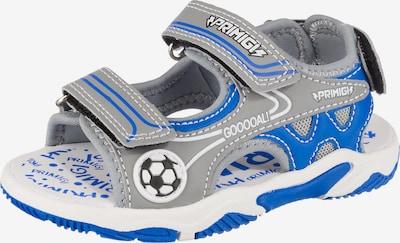 PRIMIGI Sandale in blau / grau, Produktansicht