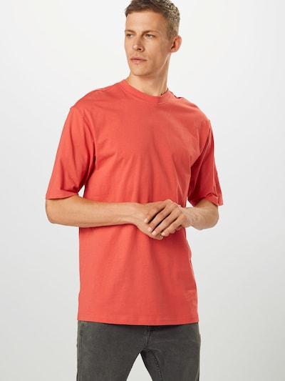 Only & Sons Shirt 'DONNIE' in de kleur Cranberry: Vooraanzicht
