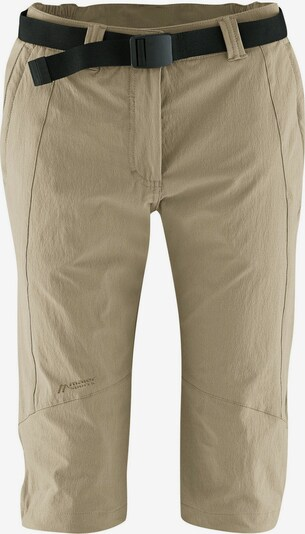 Maier Sports Short ' Da-Capri el. - Kluane ' in beige, Produktansicht