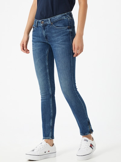 Tommy Jeans Jeans 'Sophie' in blue denim, Modelansicht