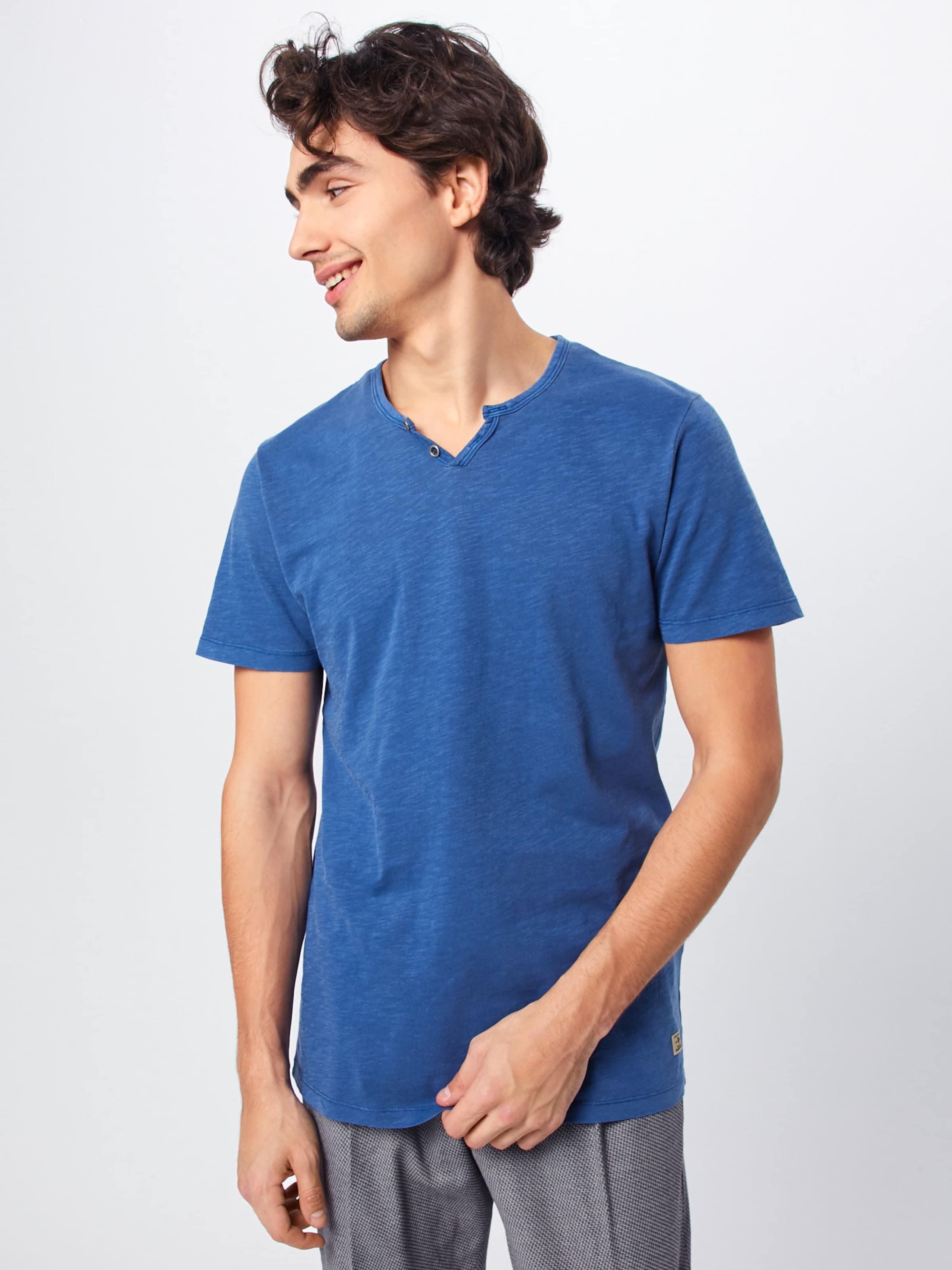 Jones Jackamp; Bleu 'jprben' shirt T Foncé En O0kXZNP8nw