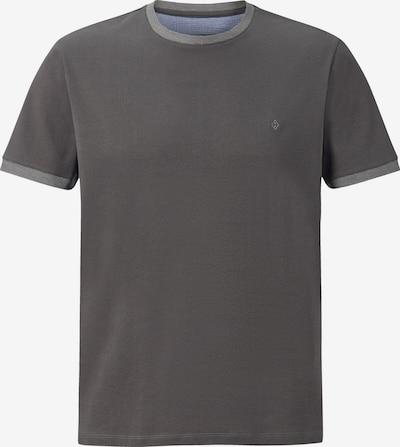 Charles Colby T-Shirt 'Duke Enne' in basaltgrau, Produktansicht