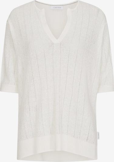 Calvin Klein Pullover in weiß, Produktansicht
