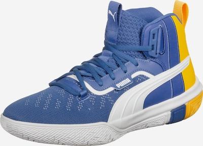 PUMA Sportschuh 'Legacy MM/Toreador' in blau / gelb / weiß, Produktansicht