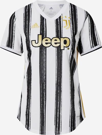 Sportiniai marškinėliai 'Juve' iš ADIDAS PERFORMANCE , spalva - geltona / juoda / balta, Prekių apžvalga