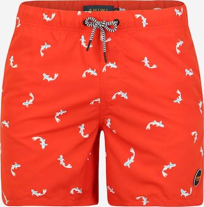 Shiwi Plavecké šortky 'Koi' - červené, Produkt