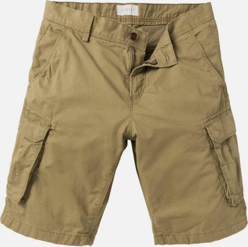 Esprit Olive En 'ocs Cargo Sh' Pantalon 0mw8OvNn