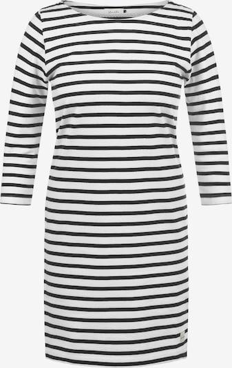 Blend She Kleid 'Eni' in schwarz / weiß, Produktansicht