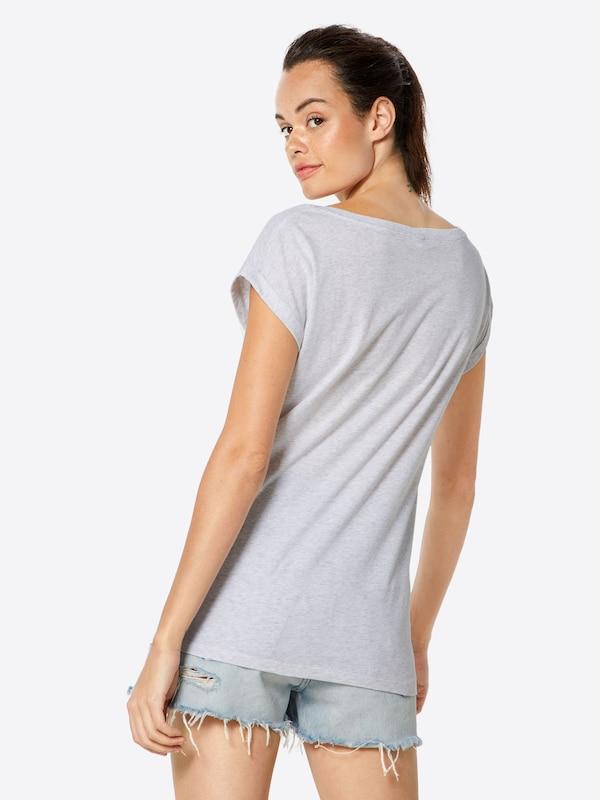 Blanc ClairFoncé En shirt 'iriecat' Gris Iriedaily T VjqpGLSUzM