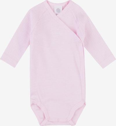 SANETTA Wickelbody in rosa, Produktansicht