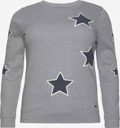 ARIZONA Sweatshirt in grau, Produktansicht