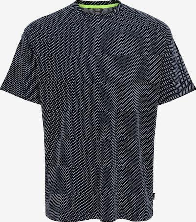Only & Sons Shirt in nachtblau / weiß, Produktansicht