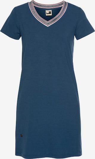 OCEAN SPORTSWEAR Kleid in dunkelblau / rot / silber / weiß, Produktansicht