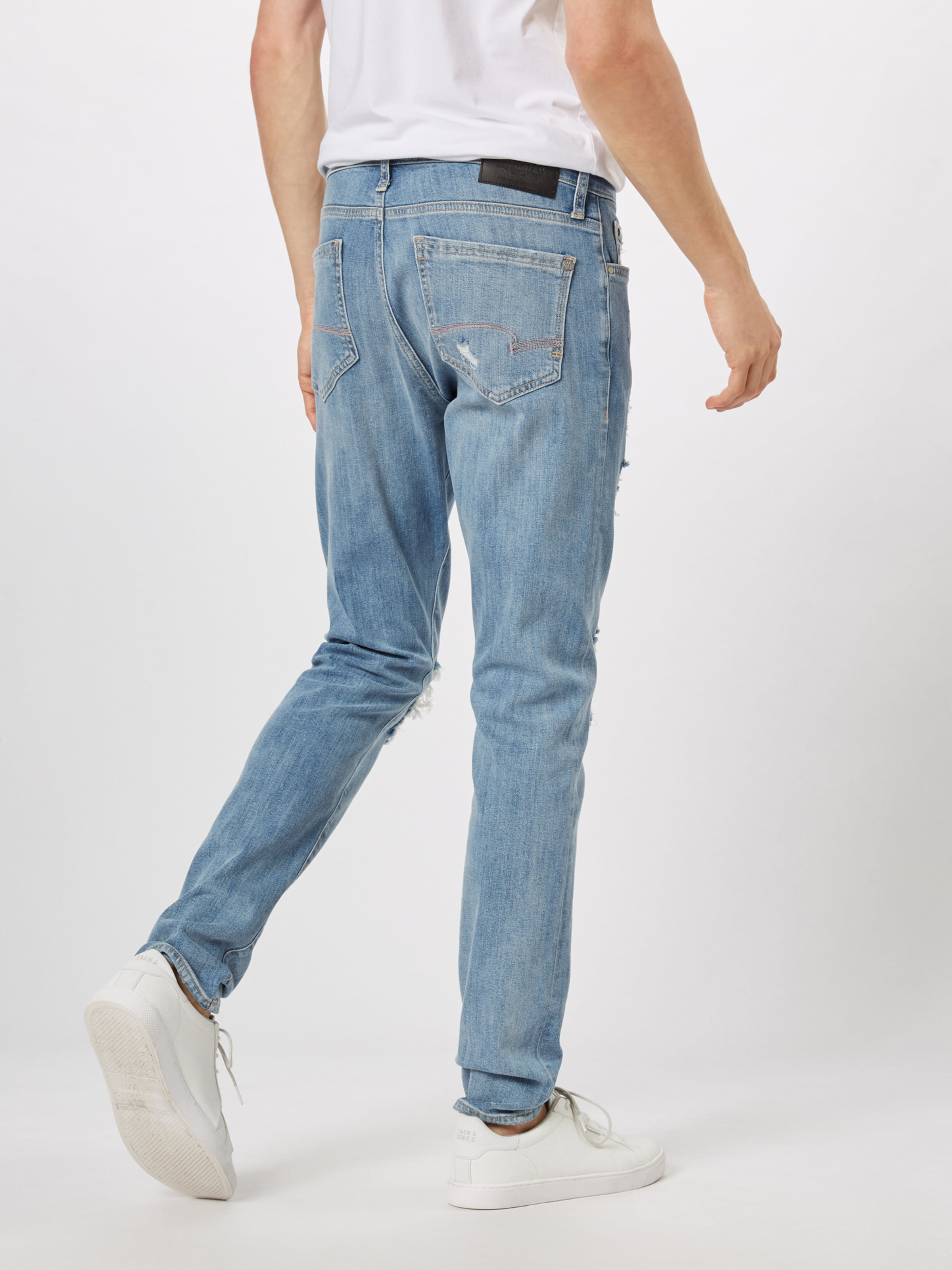 Mavi Bleu Mavi Jean 'leo' 'leo' En Mavi En Bleu Jean Jean m0vN8nw