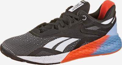 REEBOK Sportschuh 'Nano X' in schwarz, Produktansicht