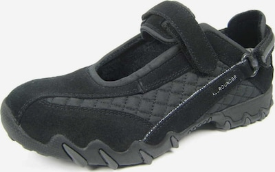 ALLROUNDER BY MEPHISTO Sportschoen in de kleur Grijs / Zwart, Productweergave