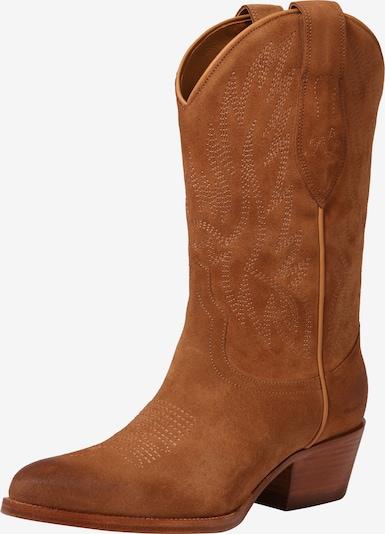Kaubojiški batai 'DAYNA-BOOTS-CASUAL' iš POLO RALPH LAUREN , spalva - ruda (konjako), Prekių apžvalga