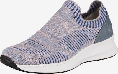 RIEKER Slipper in blau / mischfarben, Produktansicht
