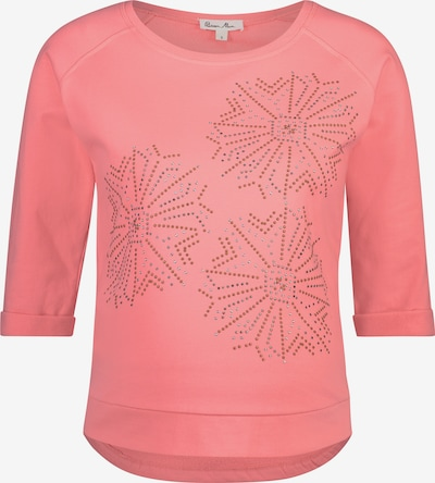 QUEEN MUM Sweatshirt in bronze / pink / silber, Produktansicht