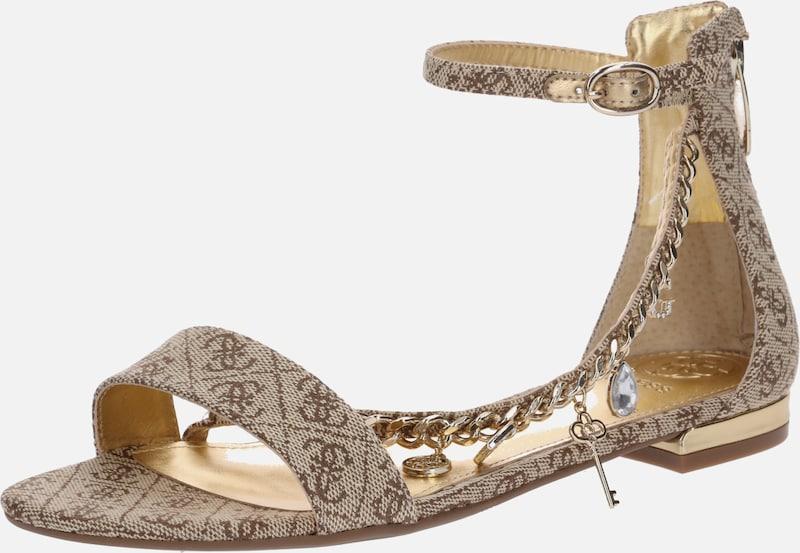 Sandales Lanières Marron À En Guess 'radhika' rdCshQt