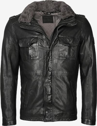 MUSTANG Tussenjas 'Walker RF' in de kleur Zwart, Productweergave
