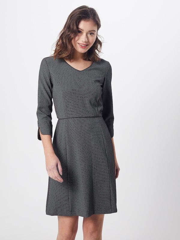 More&more Kleid Wirk Grau