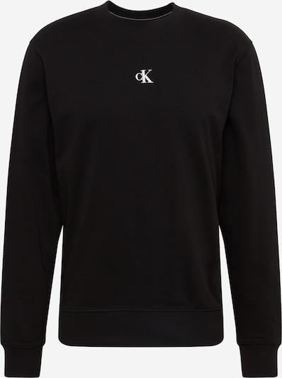 Calvin Klein Jeans Sweatshirt in schwarz, Produktansicht