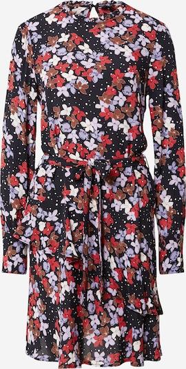 VERO MODA Šaty - ružová / čierna: Pohľad spredu
