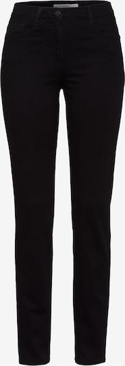 BRAX Jeans 'Shakira' in black denim, Produktansicht