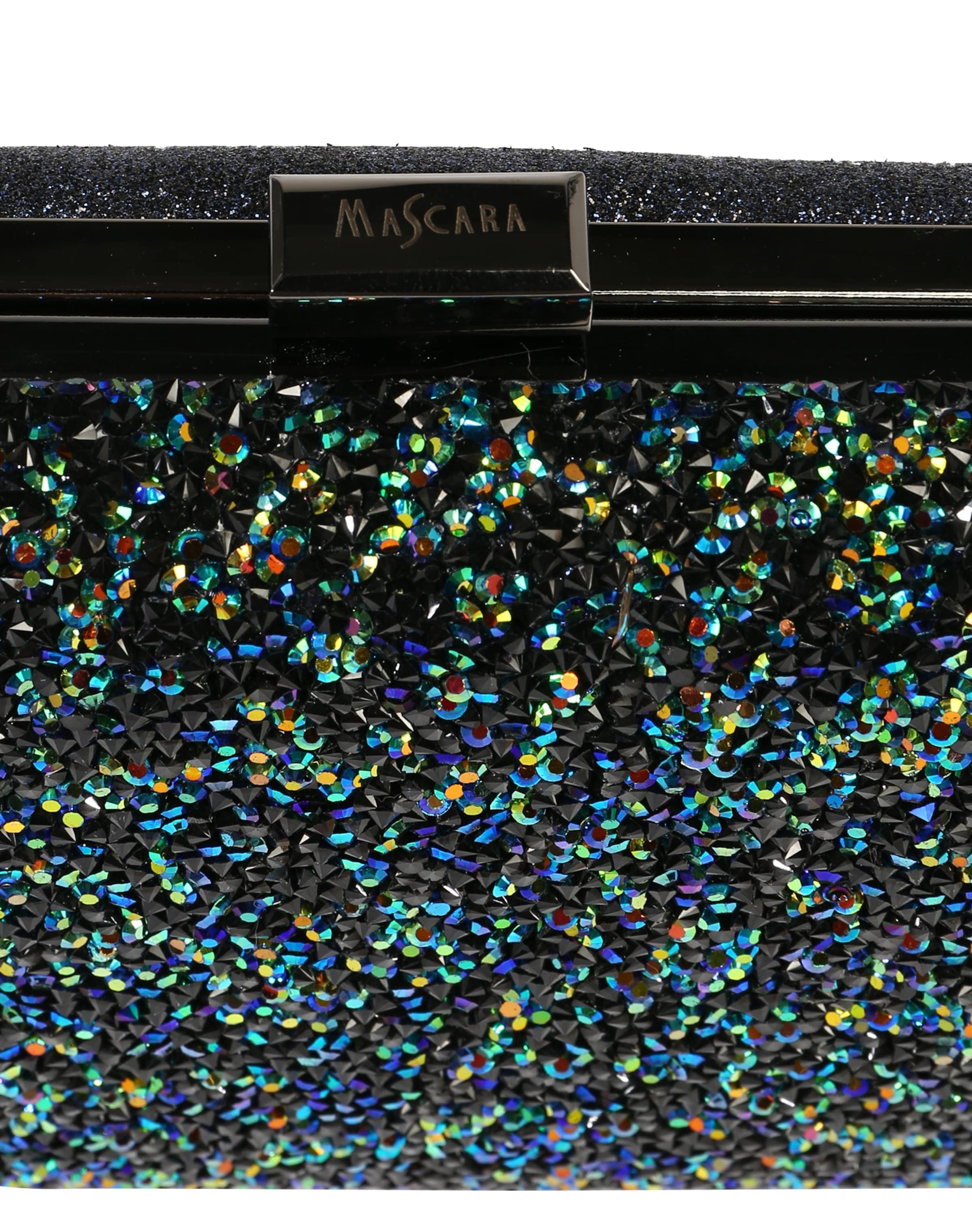 Billig Beliebt mascara Clutch mit Glitter Bester Speicher Billig Online Zu Bekommen fH0ROYh1wc