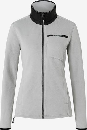 CODE-ZERO Jacke 'Wavesom' in grau / schwarz, Produktansicht