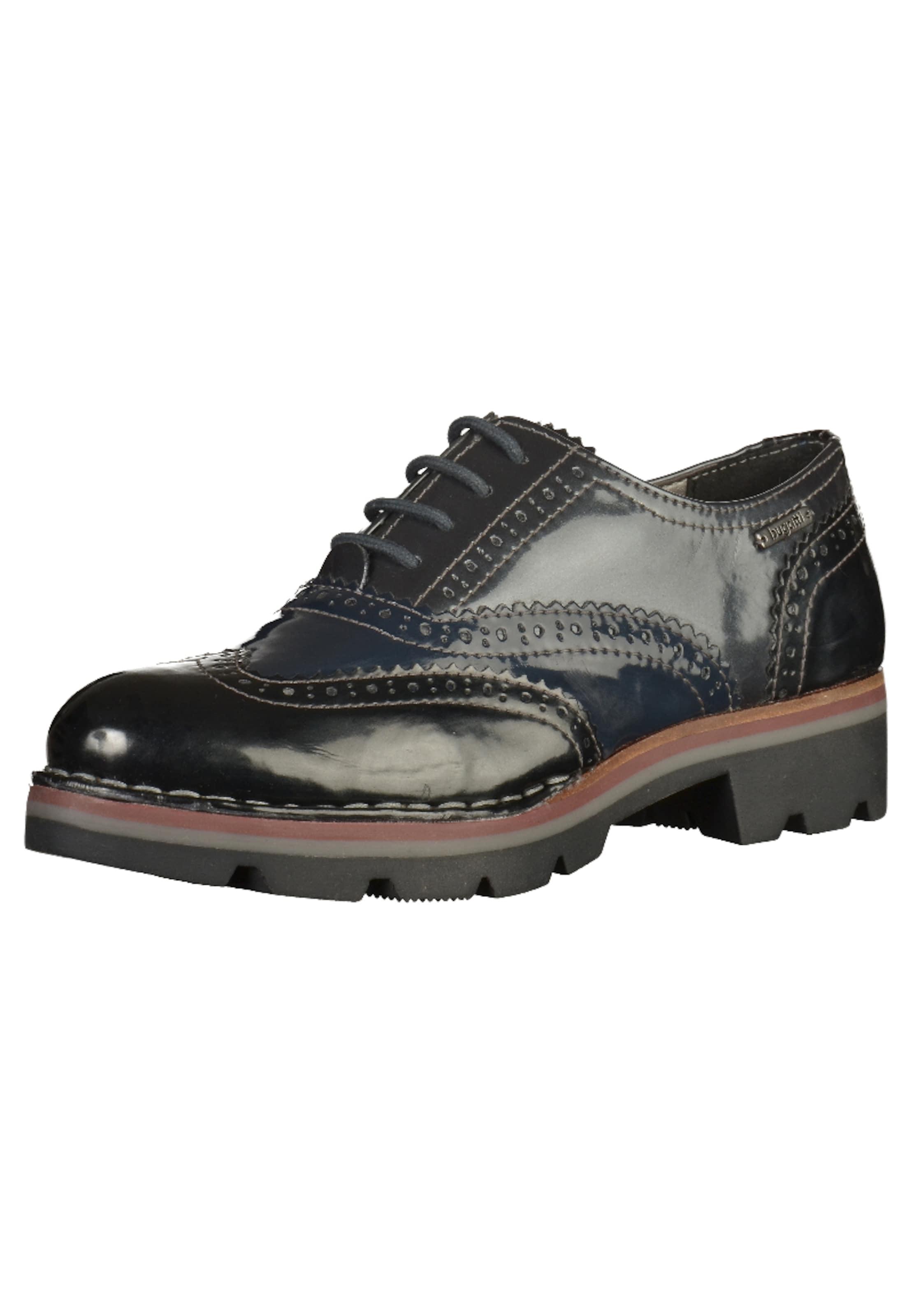 bugatti Günstige und langlebige Schuhe Halbschuhe nyfyat6716