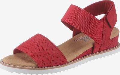 SKECHERS Sandale in rot, Produktansicht