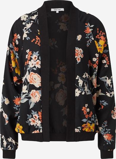 ABOUT YOU Tussenjas in de kleur Gemengde kleuren / Zwart, Productweergave