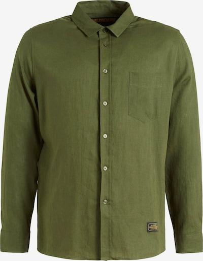 khujo Hemd ' BRODY ' in grün, Produktansicht