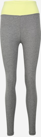 PUMA Spodnie sportowe w kolorze neonowo-żółty / szarym, Podgląd produktu