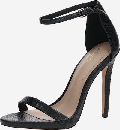 ALDO Sandale 'CARAA' in schwarz, Produktansicht