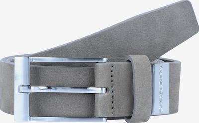 Porsche Design Gürtel 'Dakota' in grau, Produktansicht