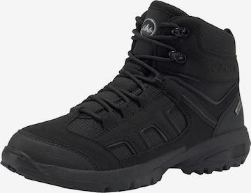 POLARINO Boots 'Apuane' in Black