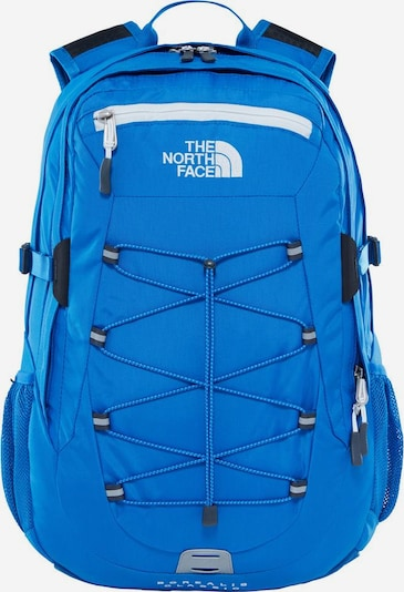 THE NORTH FACE Rucksack 'Borealis Classic' in blau: Frontalansicht