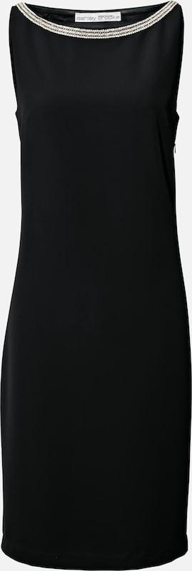 Heine Cocktailkleid Strass-Applikation in schwarz   silber  Neu in diesem Quartal