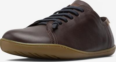 CAMPER Schuhe 'Peu' in dunkelbraun, Produktansicht