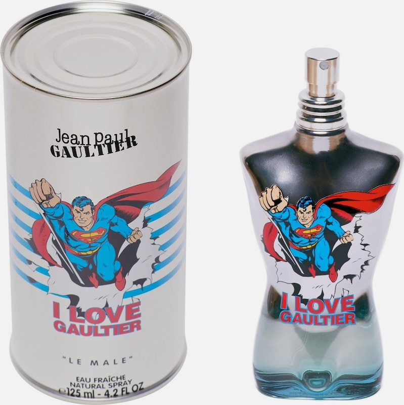 Jean Paul Gaultier Eau de Toilette 'Le Male Superman Eau Fraiche'