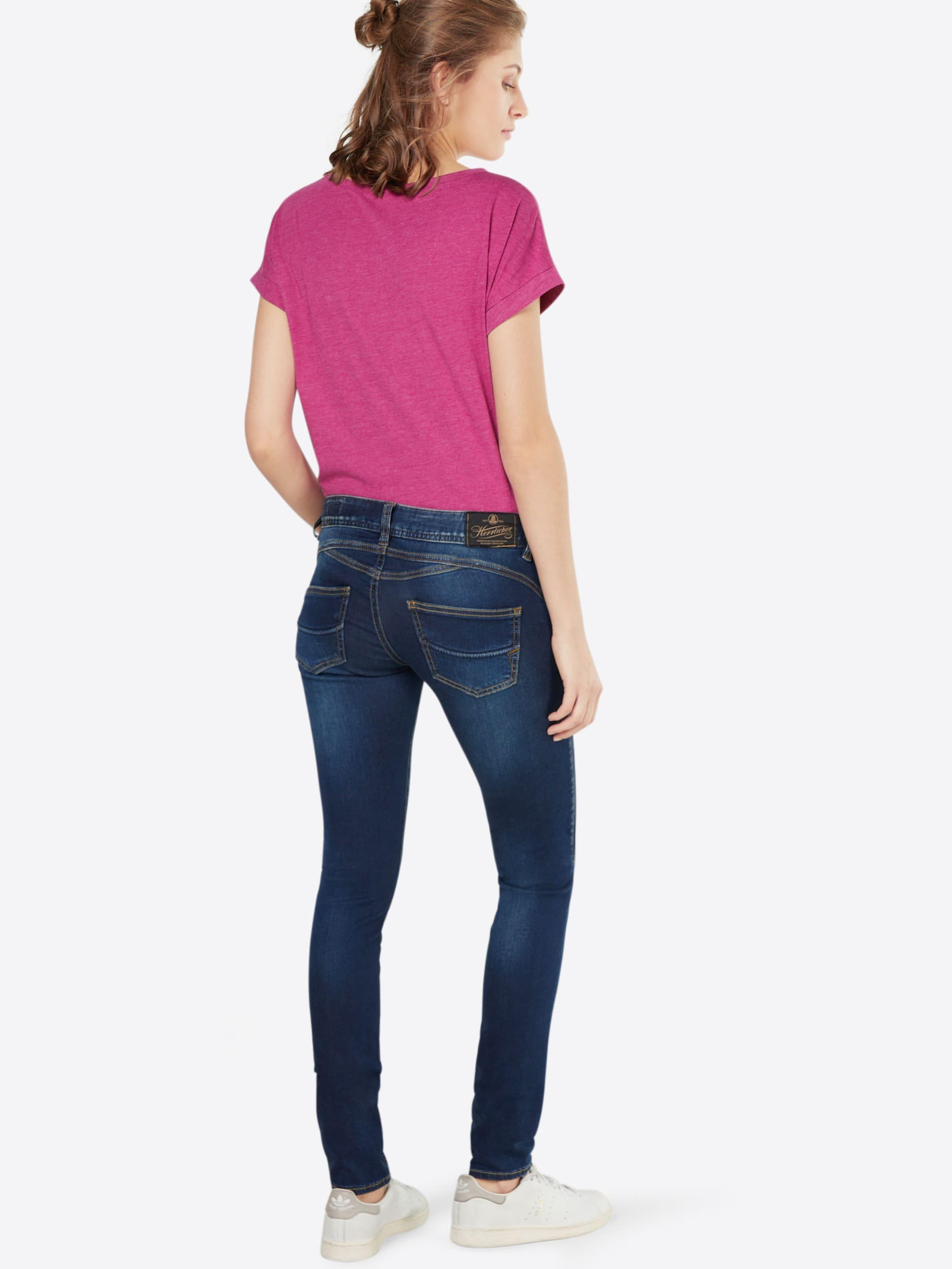 In Herrlicher Jeans Donkerblauw Jeans Herrlicher 'gila' 6g7bfYyv